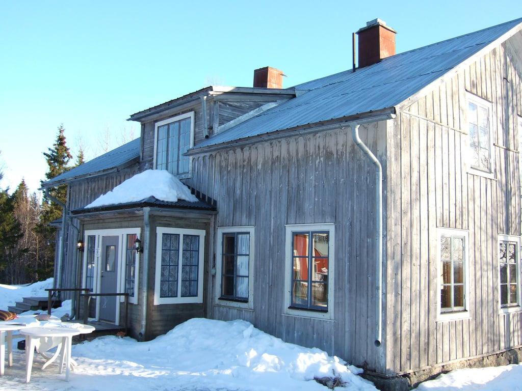 Borgvattnet-Vicarage-Sweden