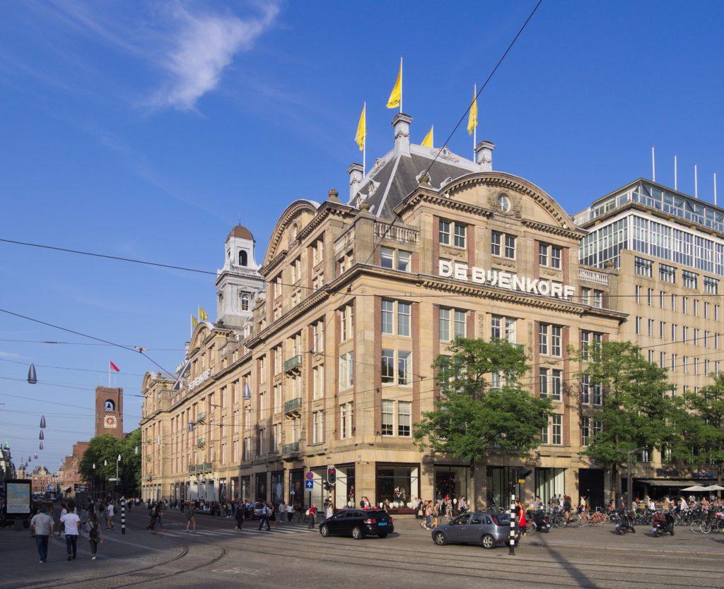 De Bijenkorf - Amsterdam